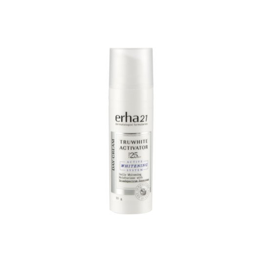 Erha21 Truwhite Activator Day Cream SPF 25 / Pa++ 30 g