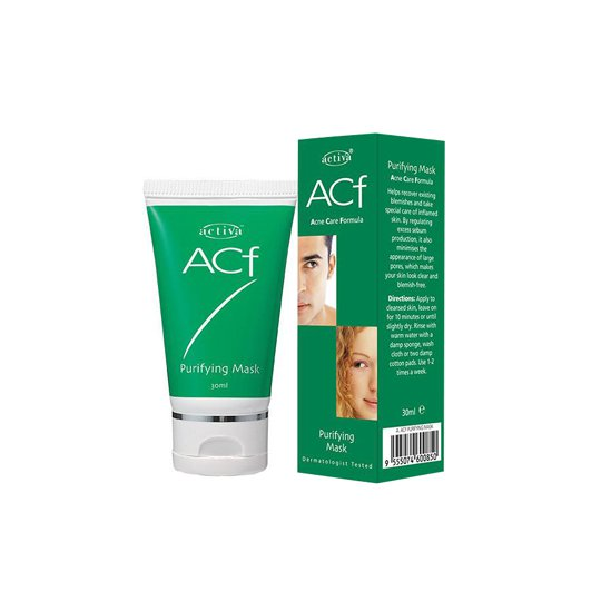 ACTIVA ACF PURIFYING MASK 30 ML