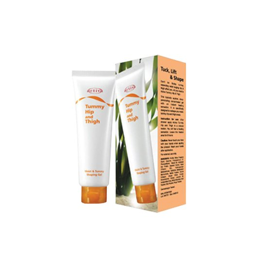 ACTIVA TUMMY HIP AND THIGH 100 ML