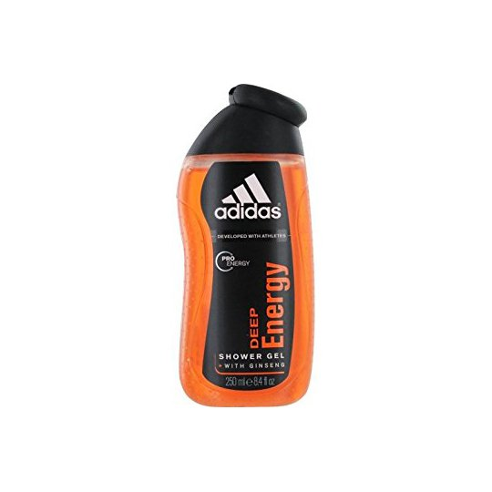 ADIDAS MEN DEEP ENERGY SHOWER GEL 250 ML