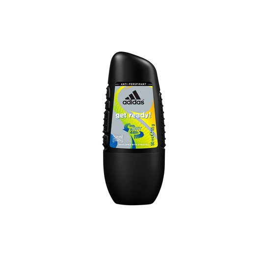 ADIDAS MEN GET READY DEO ROLL ON 40 ML