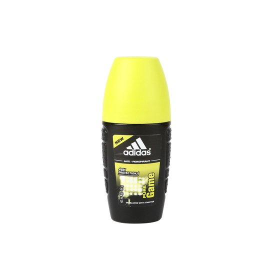 ADIDAS MEN PURE GAME DEO ROLL ON 40 ML