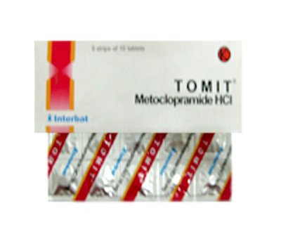 TOMIT 10 MG 10 TABLET