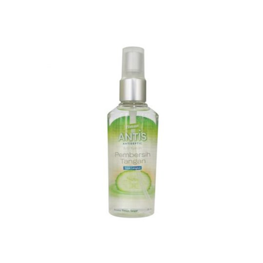 ANTIS TIMUN HAND SANITIZER SPRAY 55 ML