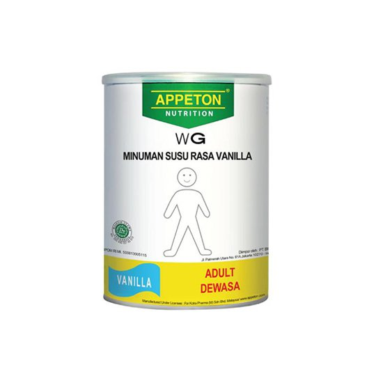 APPETON WEIGHT GAIN ADULT VANILLA 900 G
