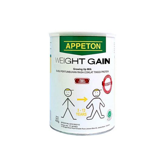 APPETON WEIGHT GAIN CHILD 450 G