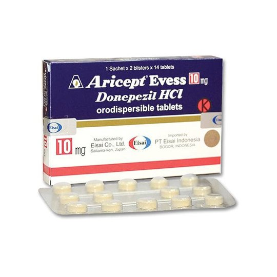 ARICEPT EVESS TABLET 10 MG