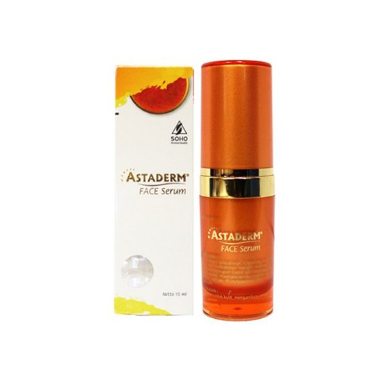 ASTADERM FACE SERUM 15 ML