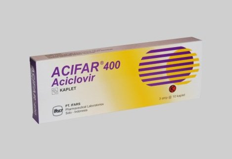 ACIFAR 400 MG 10 TABLET