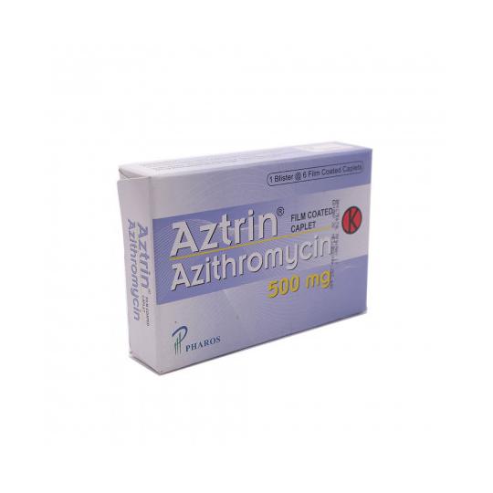 AZTRIN KAPLET 500 MG