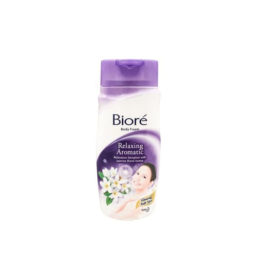 BIORE RELAXING AROMATIC BODY FOAM 100 ML
