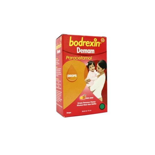 BODREXIN DEMAM DROPS 15 ML