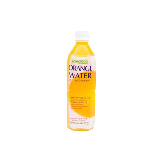 You-C 1000 Orange Water 500 ml