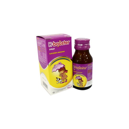 H-BOOSTER SYRUP 50ML