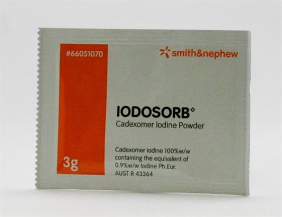 IODOSORB SACHET 3 G