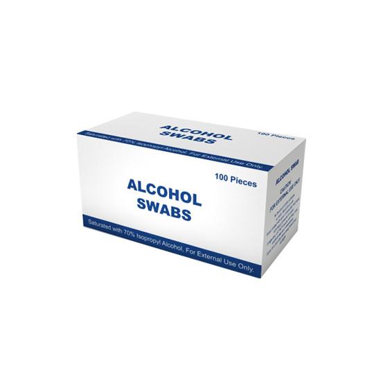ALKOHOL SWAB 2 BOX @ 100 LEMBAR - OBAT RUTIN