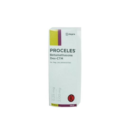 PROCELES SIRUP 60 ML