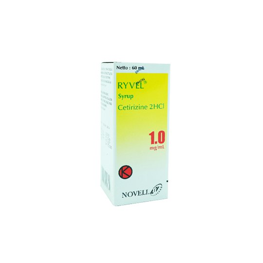 RYVEL SIRUP 60 ML