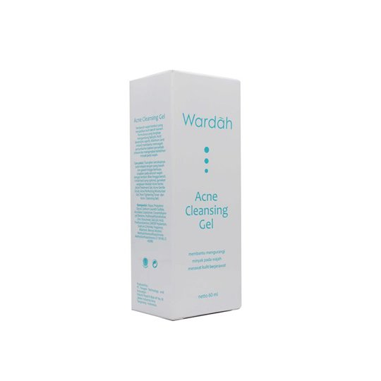 WARDAH ACNE CLEANSING GEL 60 ML