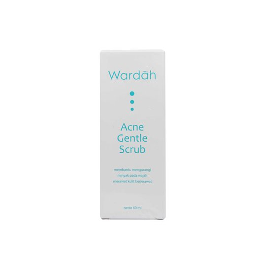 WARDAH ACNE GENTLE SCRUB 60 ML
