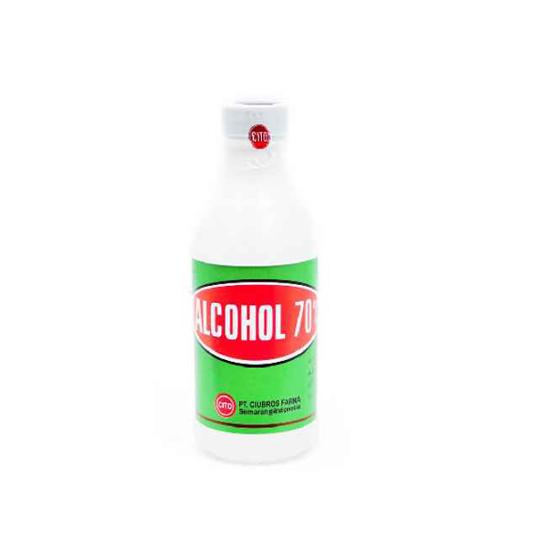 ALKOHOL 70% CITO 100 ML