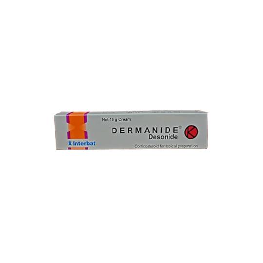 DERMANIDE 0.05% CREAM 10 G