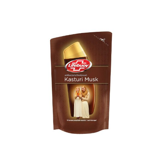 LIFEBUOY BODY WASH KASTURI REFILL 450ML