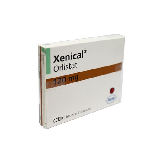 XENICAL 120 MG 21 KAPSUL