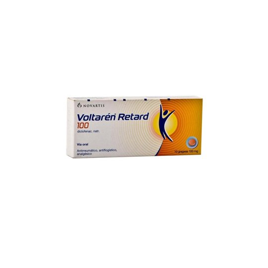 VOLTAREN RETARD 100 MG 10 TABLET