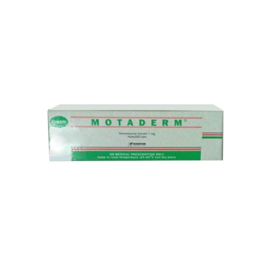 MOTADERM 0.1% CREAM 10 G