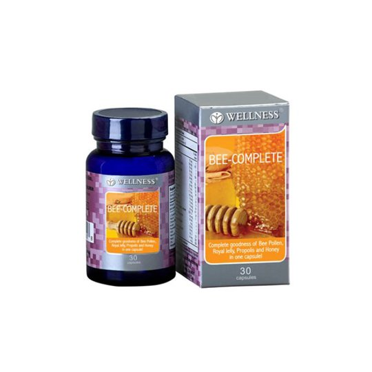 WELLNESS BEE COMPLETE SOFTGEL 30'S