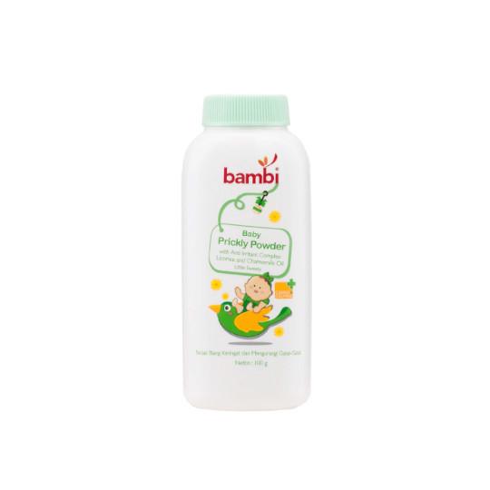 Bambi Baby Prickly Powder 100 g