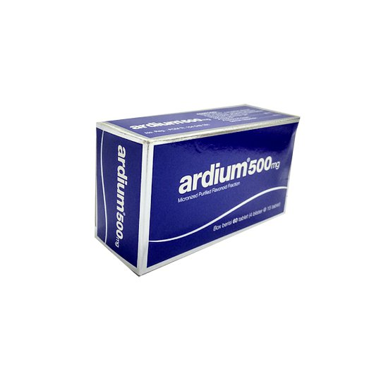 ARDIUM 500 MG 15 TABLET
