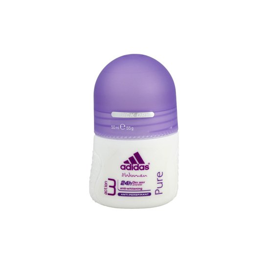 ADIDAS WOMEN DRY MAX PURE DEO ROLL ON 40 ML