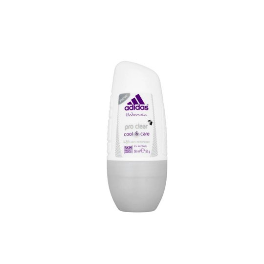 ADIDAS WOMEN PRO CLEAR DEO ROLL ON 40 ML