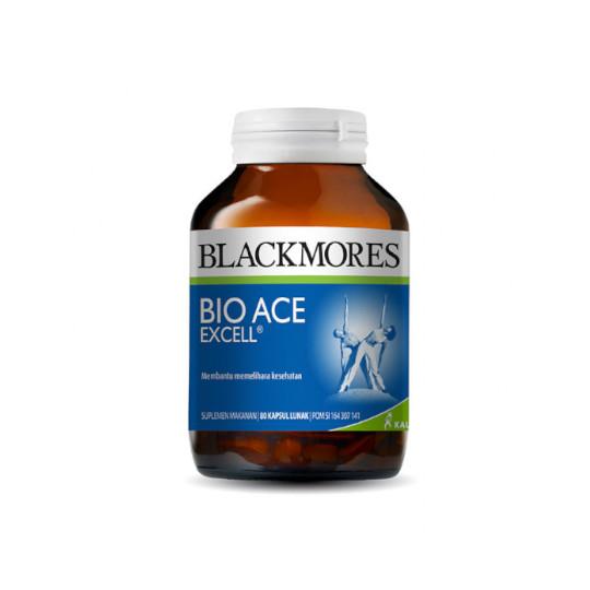 BLACKMORES BIO ACE EXCELL 80 KAPSUL