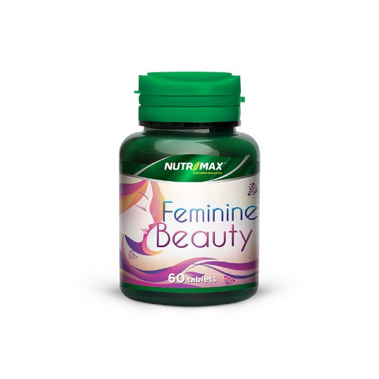 NUTRIMAX FEMININE BEAUTY 60 TABLET
