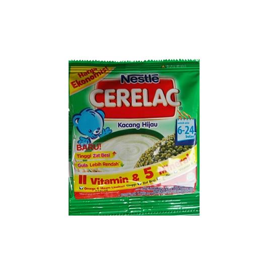 CERELAC KACANG HIJAU 20 GR