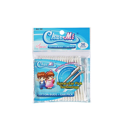 CHAR MI COTTON BUDS ART 181 36 PCS