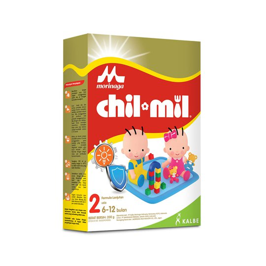 CHIL MIL SUSU 200 GR