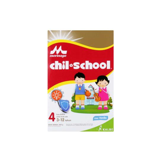 CHIL SCHOOL VANILLA 400 GR