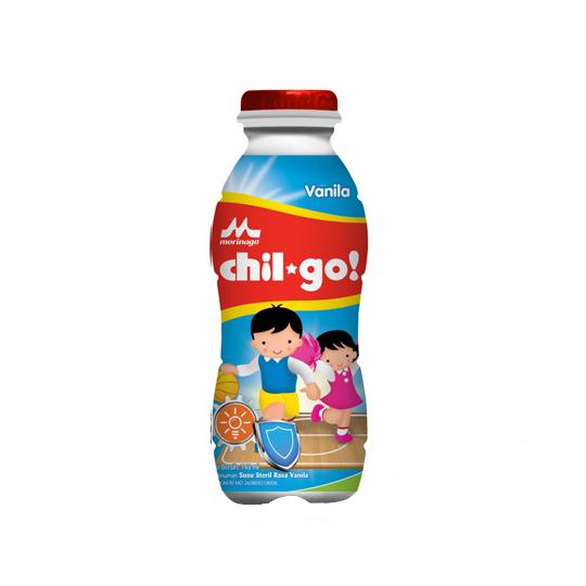 CHIL-GO VANILLA 140ML