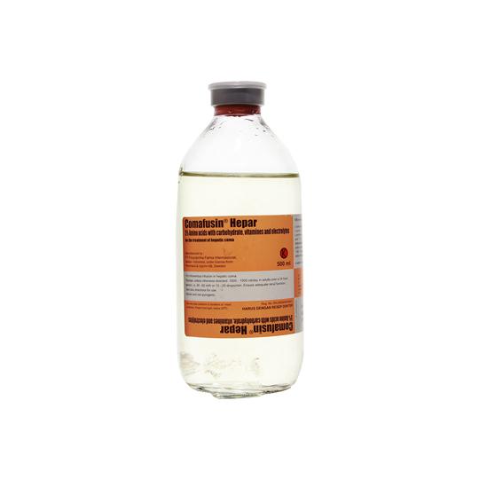 COMAFUSIN HEPAR INFUS 500 ML