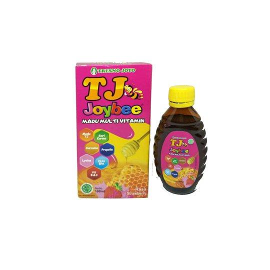 Tresnojoyo Madu TJ Strawberry 100 ml