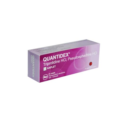 QUANTIDEX 10 KAPLET