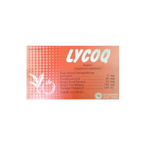 LYCOQ 6 KAPSUL