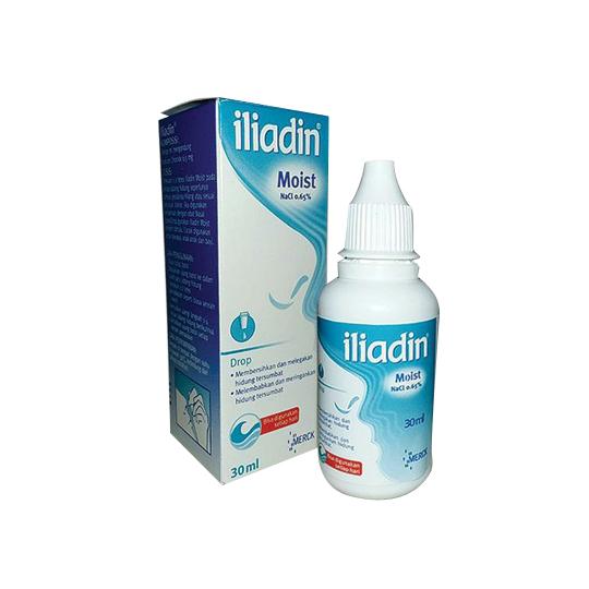 ILIADIN 0,065% MOIST DROPS 30 ML