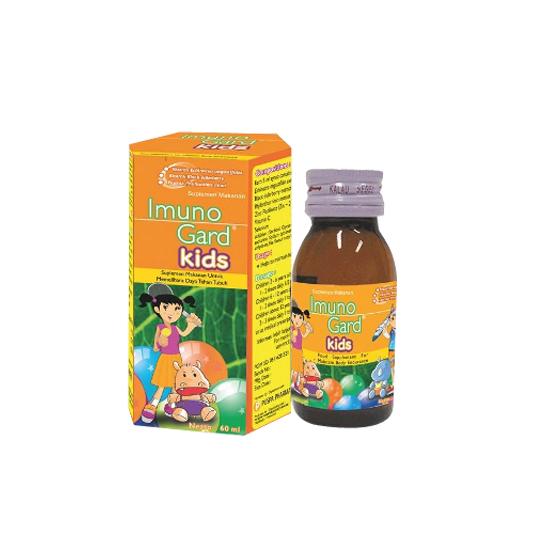 IMUNOGARD KIDS SIRUP 60 ML
