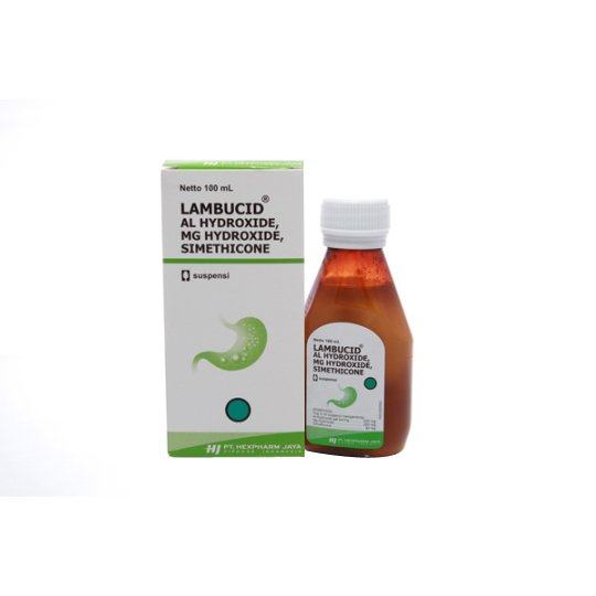 LAMBUCID SUSPENSI 100 ML