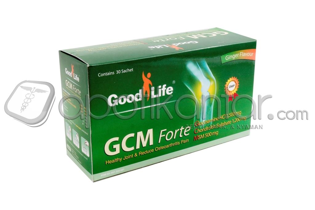 GOOD LIFE GCM FORTE 30 SACHET